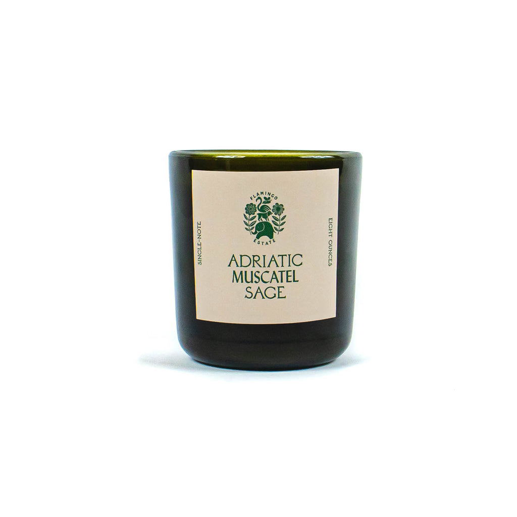 Flamingo Estate - Adriatic Muscatel Sage - Candle
