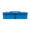 Flat Top Tool Box - Blue - November 19 Market