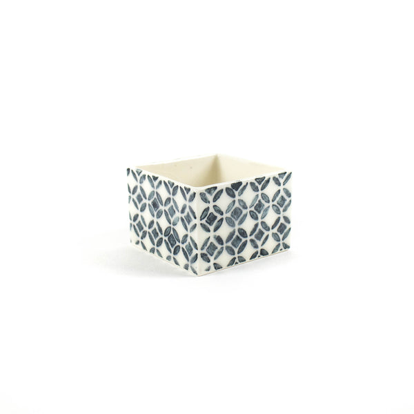 Hisako Baba Cube Cup - Moroccan Tile