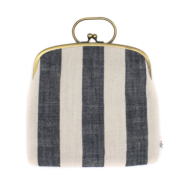 Ichishina - Purse - Wazu Stripe - November 19 Market
