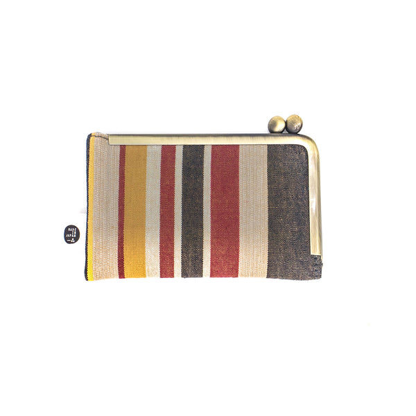 Ichishina - Wallet - Autumn Stripe - November 19 Market