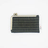 Ichishina - Wallet - Black Glen Plaid