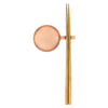 Ichishina Copper Chopstick Rest + Plate