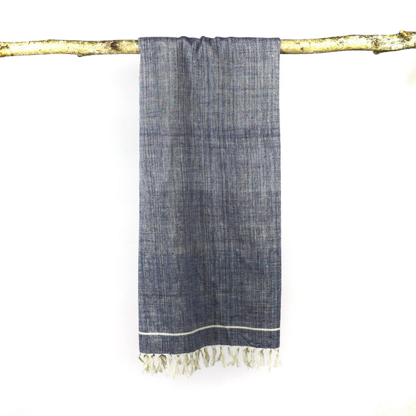Khadi Towel Chambray - November 19 Market