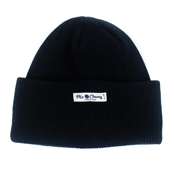 Mr. Chung Biggie Beanie - Black