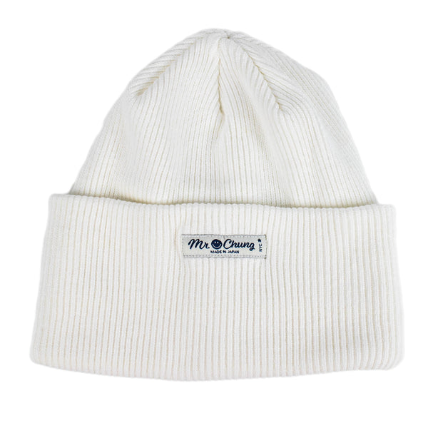 Mr. Chung Biggie Beanie - Off White