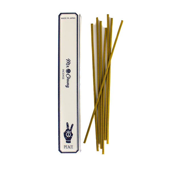 Mr. Chung Incense - Peace (Bamboo)