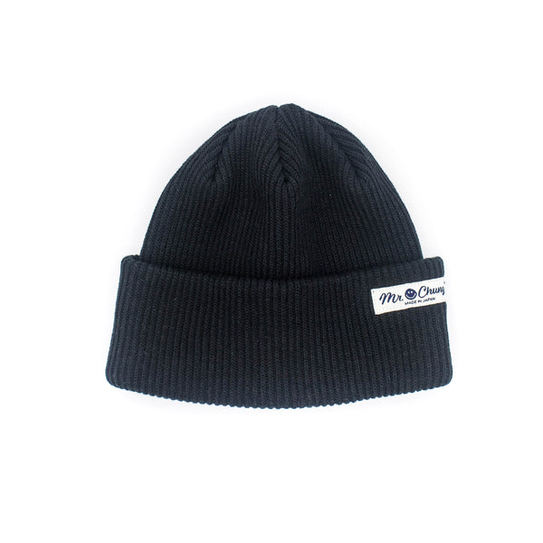 Mr. Chung Beanie - Black - November 19 Market