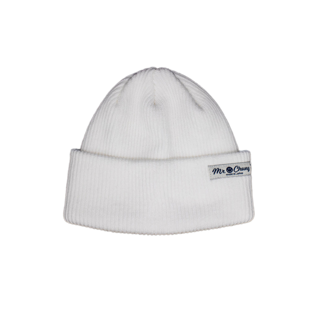 Mr. Chung Beanie - Off White - November 19 Market