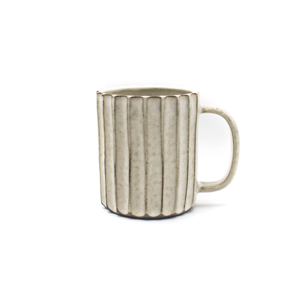 Mud To Life - Palisades Mug - Oatmeal
