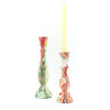Marbled Candle Sticks -Multi- Medium set of 2 - November 19 Market