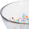 Nebuta Speckled Glass Bowl
