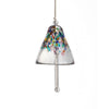 Nebuta Speckled Glass Chime Furin