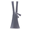 Pleco - Pleated Bag - Large - Gray