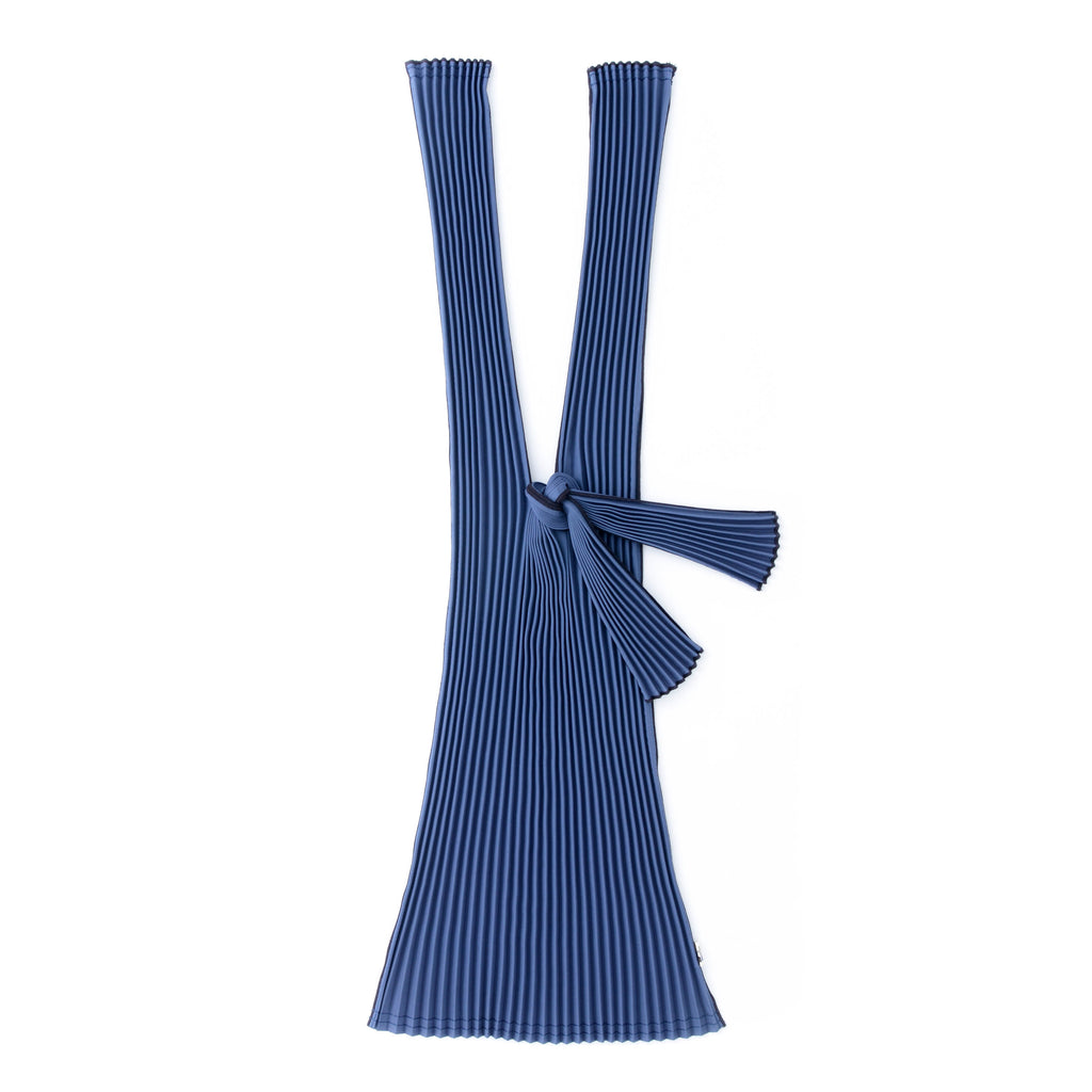 Pleco - Pleated Bag - Large - Navy
