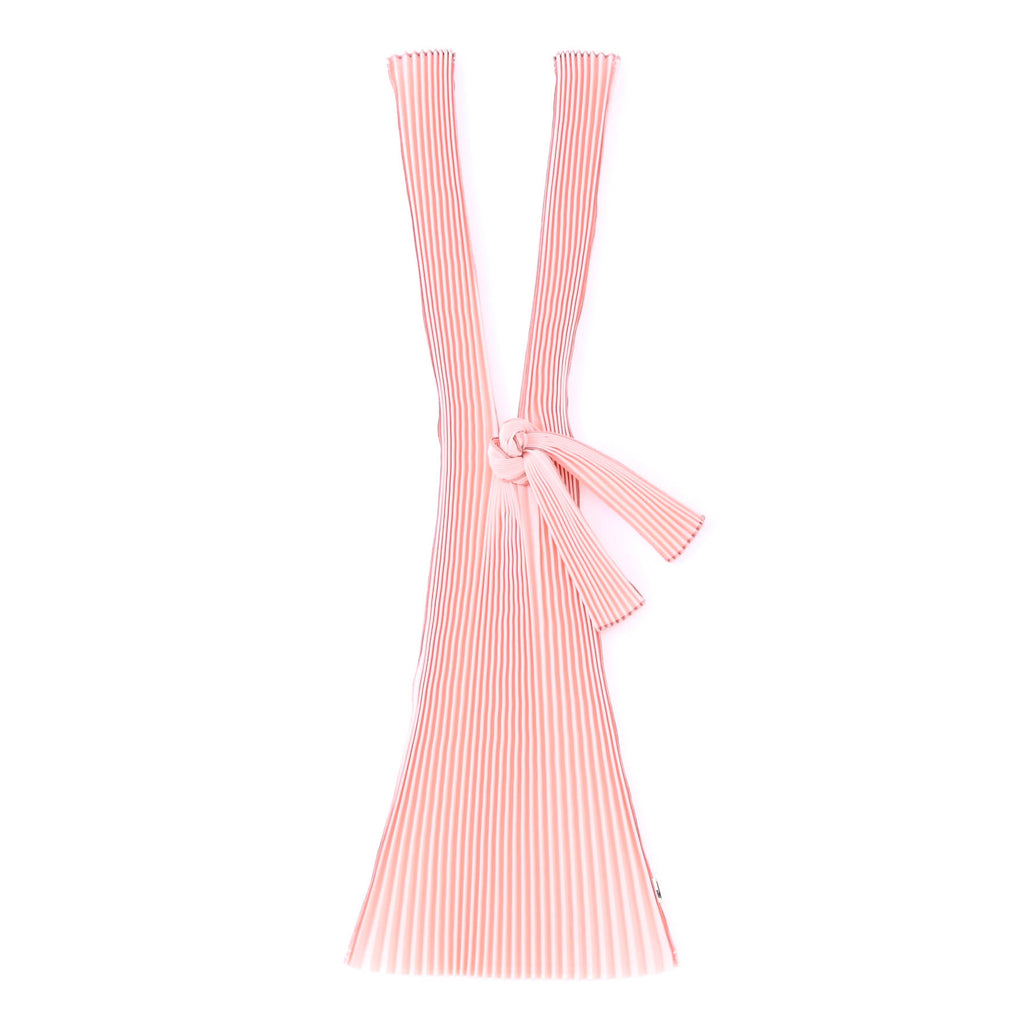 Pleco - Pleated Bag - Large - Pink