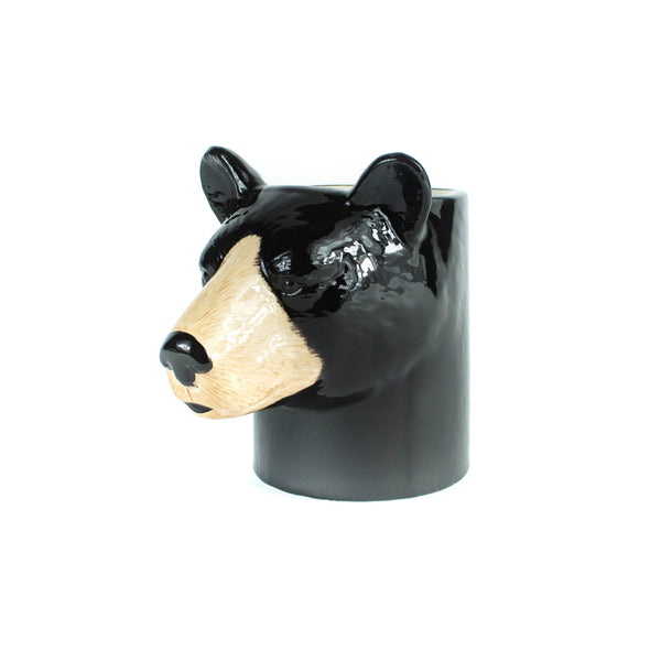 Quail - Pencil Pot - Bear - November 19 Market
