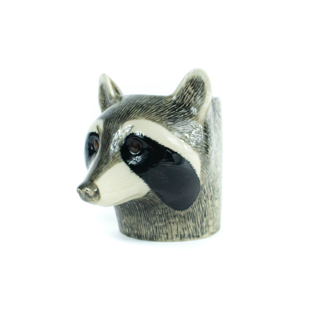Quail - Pencil Pot - Raccoon - November 19 Market