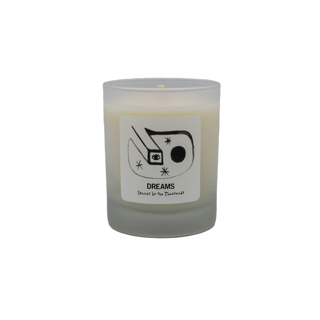 Species By the Thousand - Dreams Soy Candles - November 19 Market