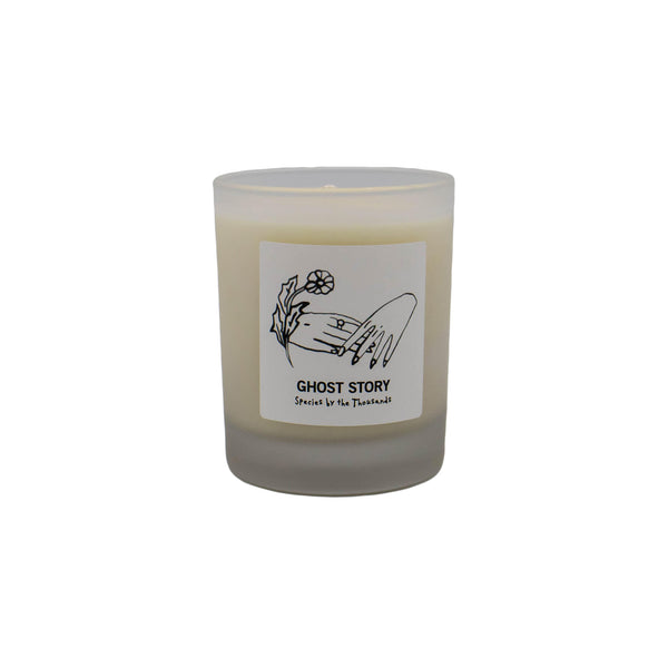 Species By the Thousand - Ghost Story Soy Candle - November 19 Market