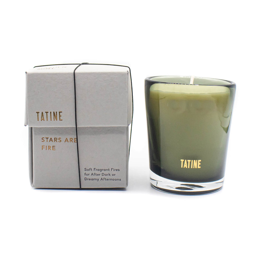 Tatine Candle - Garden Mint