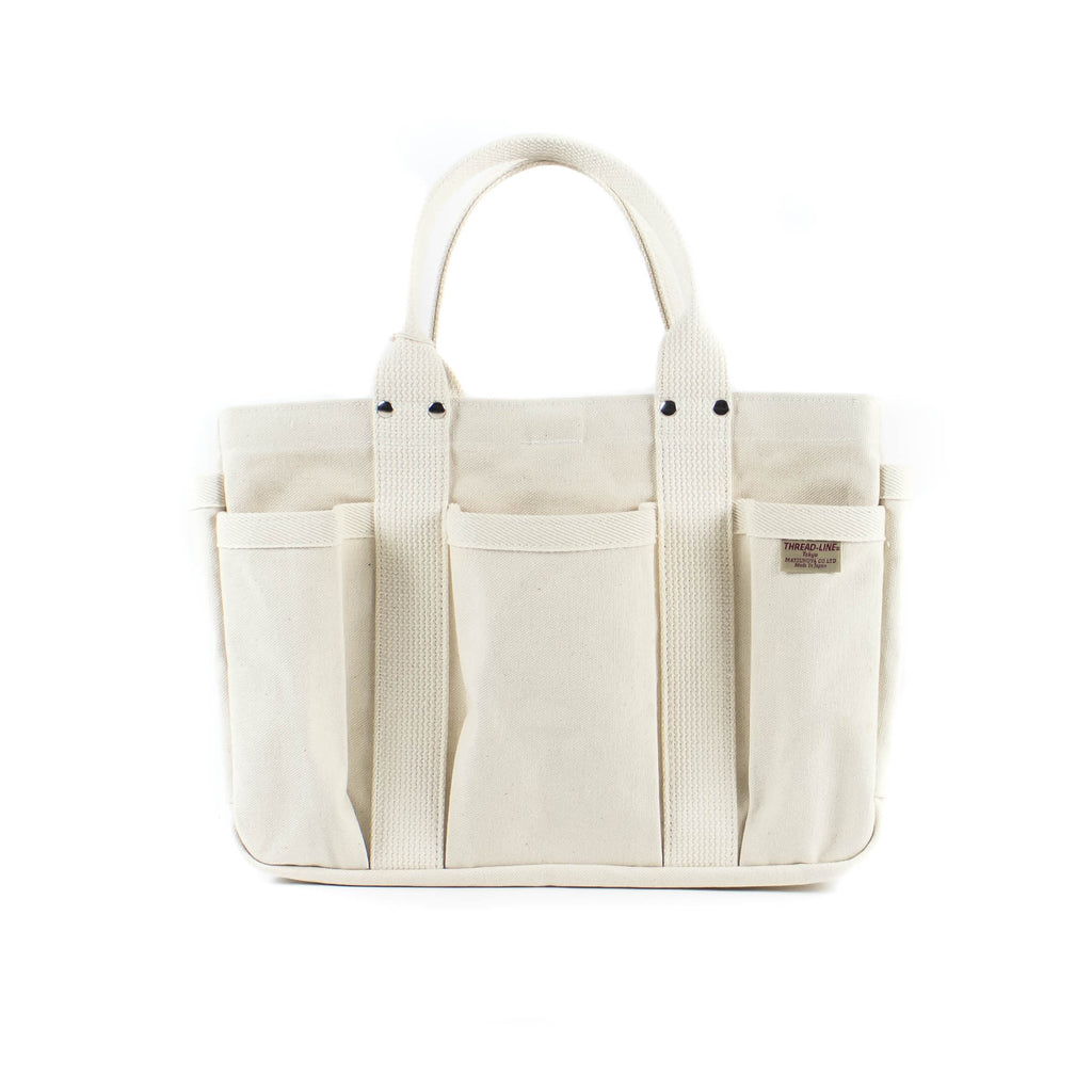 Threadline Tool Tote Off White - November 19 Market