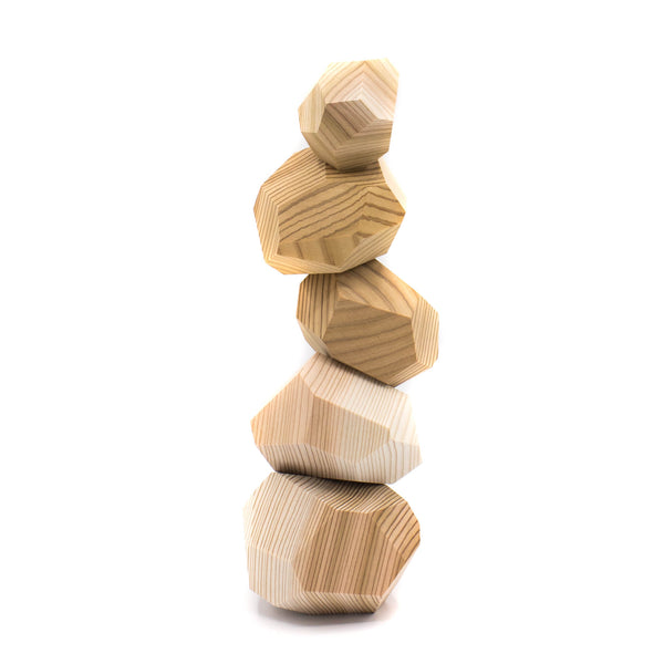Tumi - isi - Wooden Blocks - Natural - November 19 Market