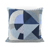 Denim Patchwork Pillow - November 19 Market
