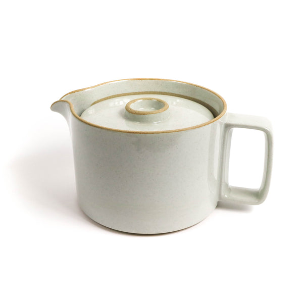 Hasami Teapot Gloss Gray - November 19 Market