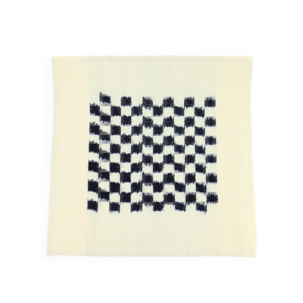 Ikat Checker Napkins (Set of 2) - November 19 Market