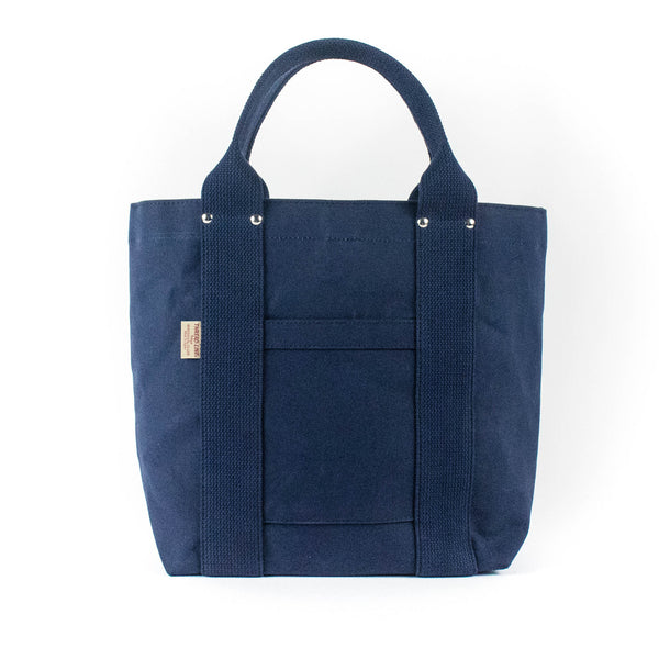 Threadline Tote Medium Navy - November 19 Market