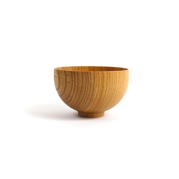 Tsumugi Wooden Bowl - Sensai (Neutral) - November 19 Market
