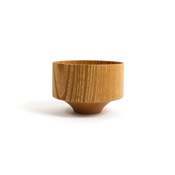 Tsumugi Wooden Bowl - Tsubo (Neutral) - November 19 Market