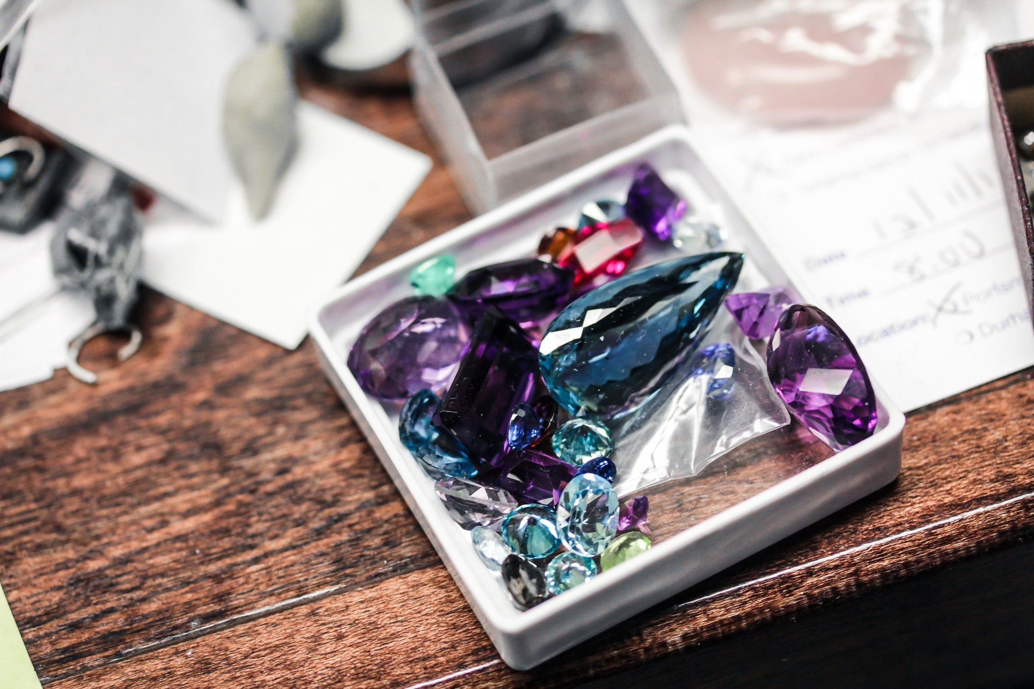 Loose Gemstones and Gems at Market Square Jewelers
