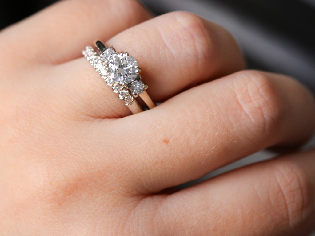 engagement ring superstitions