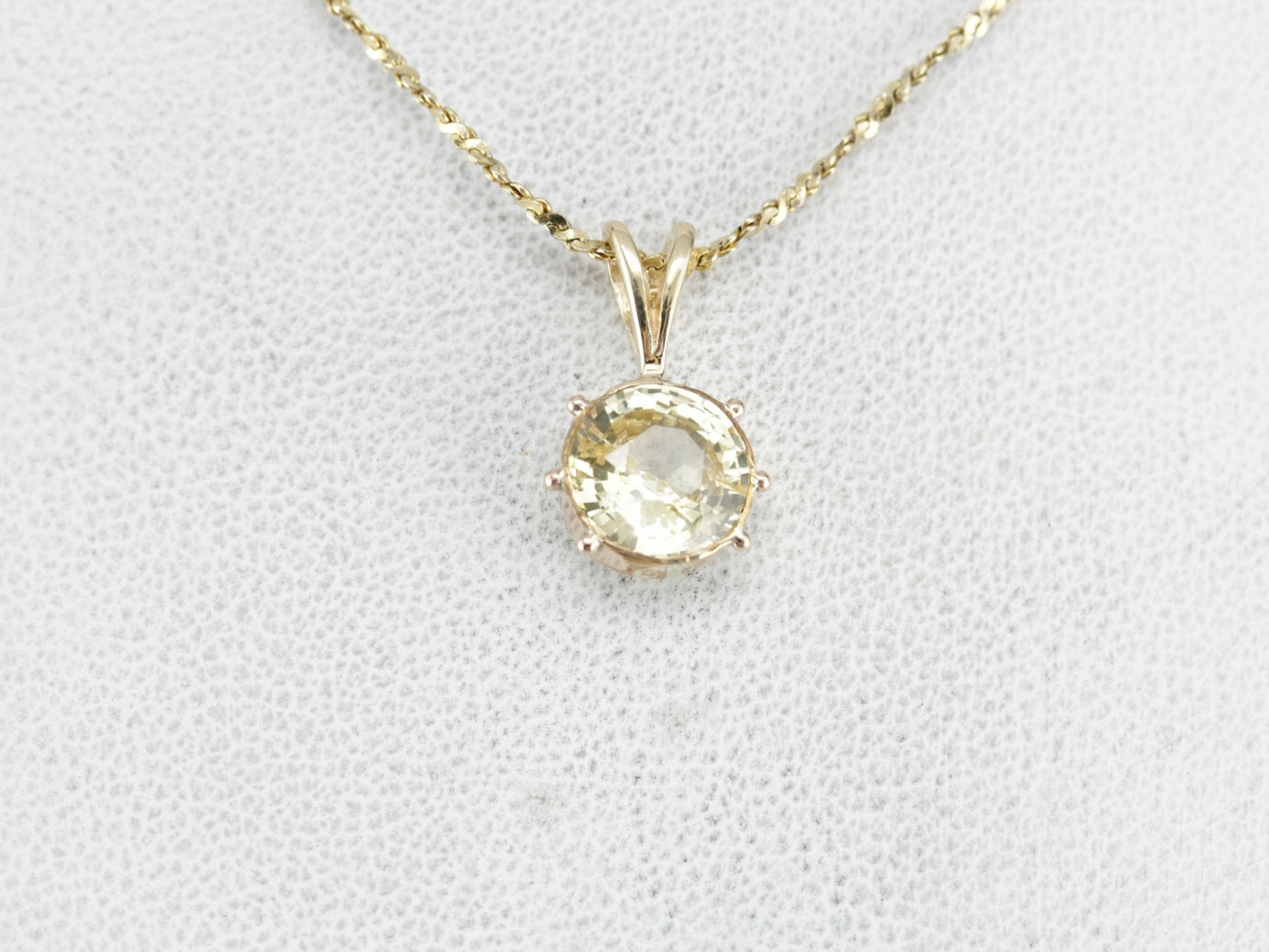 chain plated yellow ratti gold bello buy with pendant product sapphire