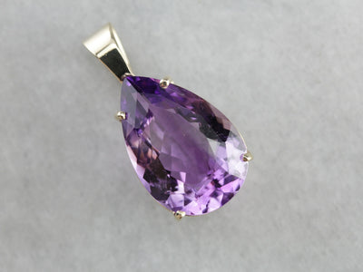 Fantastic Amethyst Cocktail Pendant