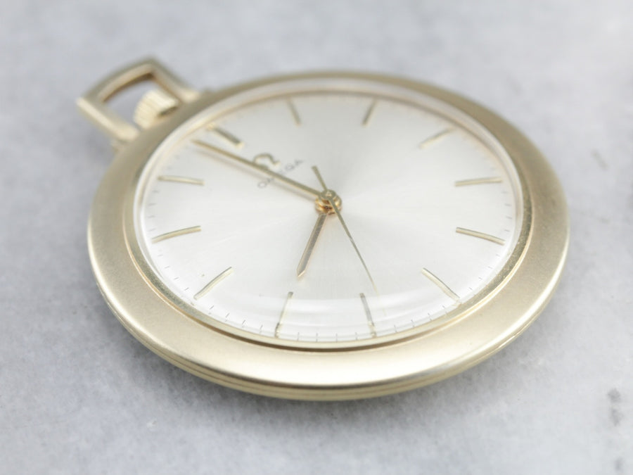 Vintage Omega Pocket Watch