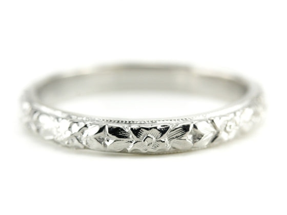 The Platinum Lillian Band from The Elizabeth Henry Collection