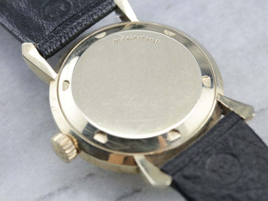Men's 1960s Wittnauer Wrist Watch