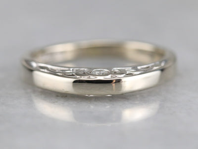 Na Hoku High Dome Diamond Band