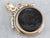 Victorian Onyx Intaglio and Carnelian Locket
