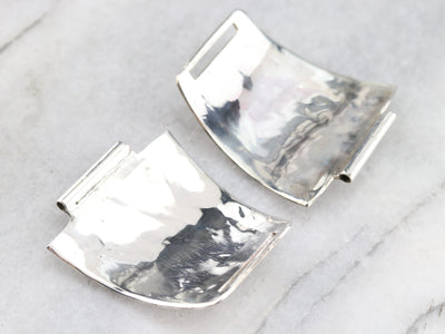 Southwest Style Sterling Silver Watch Tips