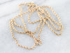 Vintage Rope Twist Chain