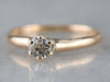 Antique European Cut Diamond Ring