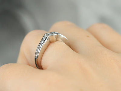 Platinum and Diamond Guard Band