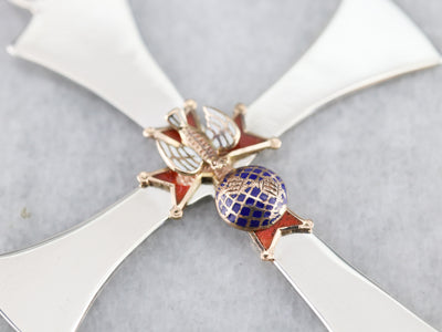 KOFC Emblem of the Patriotic Degree Cross