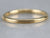 Vintage Devotion Wedding Band