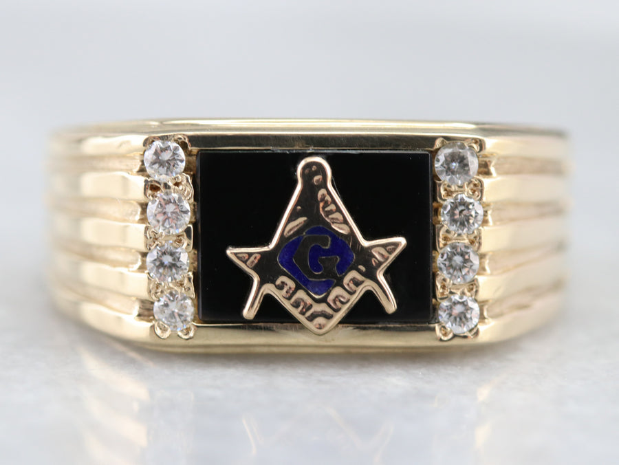 Masonic and Fraternal Jewelry