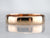Antique Rose Gold Wedding Band